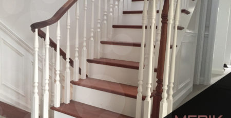 Bespoke Carpentry's Staircase Designs Mean You Can Have It All Your Own Way